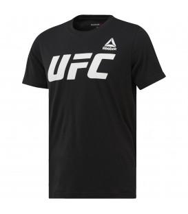 Camiseta para hombre Reebok UFC Graphic logo de color negro . Camiseta oficial de Reebok Campeonato UFC color negro. Cómprala ahora y recíbela en 48 horas.