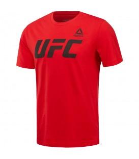 Camiseta para hombre Reebok UFC Graphic Logo CG0630,color rojo. Camiseta oficial de Reebok Campeonato UFC color negro. Cómprala ahora y recíbela en 48 horas.