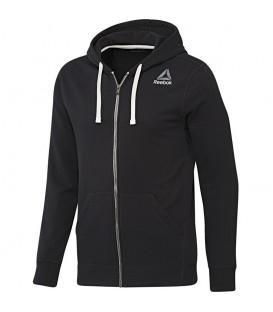 CHAQUETA REEBOK FRENCH TERRY FULL-ZIP