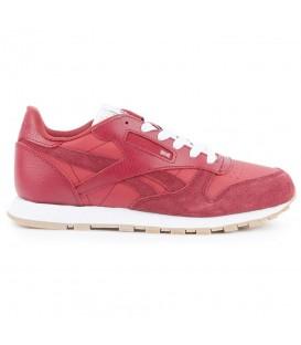 Zapatillas para mujer Reebok Classic Leather ESTL CN1134 de color rosa. Otros modelos de Reebok al mejor precio en Chema Sneakers y chemasport.es