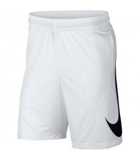 Pantalón Nike Basketball 910704-100 para hombre en color blanco, pantalón de baloncesto con tejido Nike Dry, disponible en más colores.