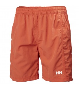 Bañador para hombre Helly Hansen Carshot Swim Trunk de color naranja Ref: 55693_118. La marca HH combina calidad y tradición noruega. Más colores.
