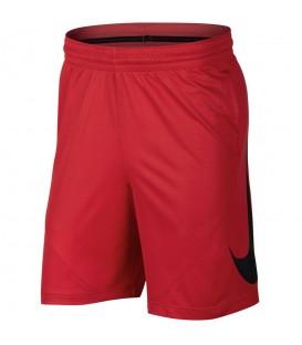 Pantalón Nike Basketball 910704-657 para hombre en color rojo, pantalón corto de baloncesto en chemapsort.es, envíos en 24/48 horas a península.