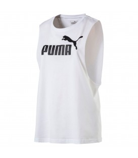 CAMISETA PUMA CUT OFF BOYFRIEND TANK