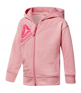 CHAQUETA REEBOK GIRLS FULL ZIP