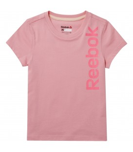CAMISETA REEBOK GIRLS ESSENTIAL BASICS