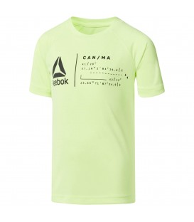 CAMISETA REEBOK BOYS WORKOUT