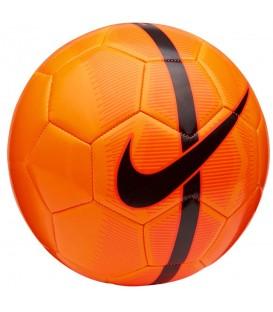 Balón Nike Mercurial Fade SC3023-810 en color naranja, en chemasport.es encontrarás balones de fútbol de las mejores marcas al mejor precio.