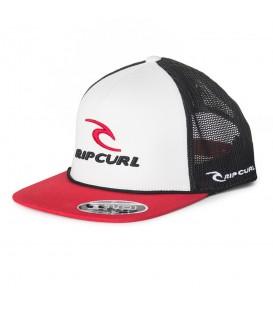 Gorra Rip Curl RC Classic CCADI4-3262 en color blanco, en chemasport.es encontrarás gorras de las mejores marcas como Nike, Adidad, New Era y muchas más.