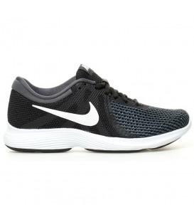 Comprar zapatillas de running y fitness de Nike al mejor precio y gastos de envío gratis. Nike Revolution 4 AJ3491-001 de color negro.