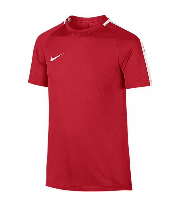Camiseta de running para hombre, tamaño L, color rojo Nike