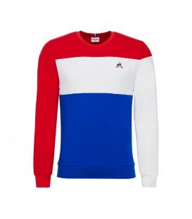 Sudadera de manga larga New Balance Tricolor para hombre de la casa francesa. Si buscas tus prendas de Le Coq Sportif consíguelas aquí al mejor precio.