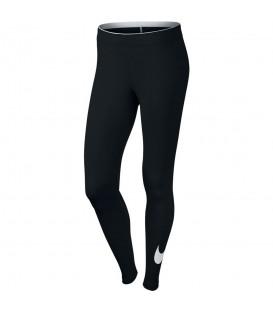 Malla Nike Club Logo2 815997-010 para mujer en color negro, en chemasport.es encontrarás más mallas para fitness de las mejores marcas.