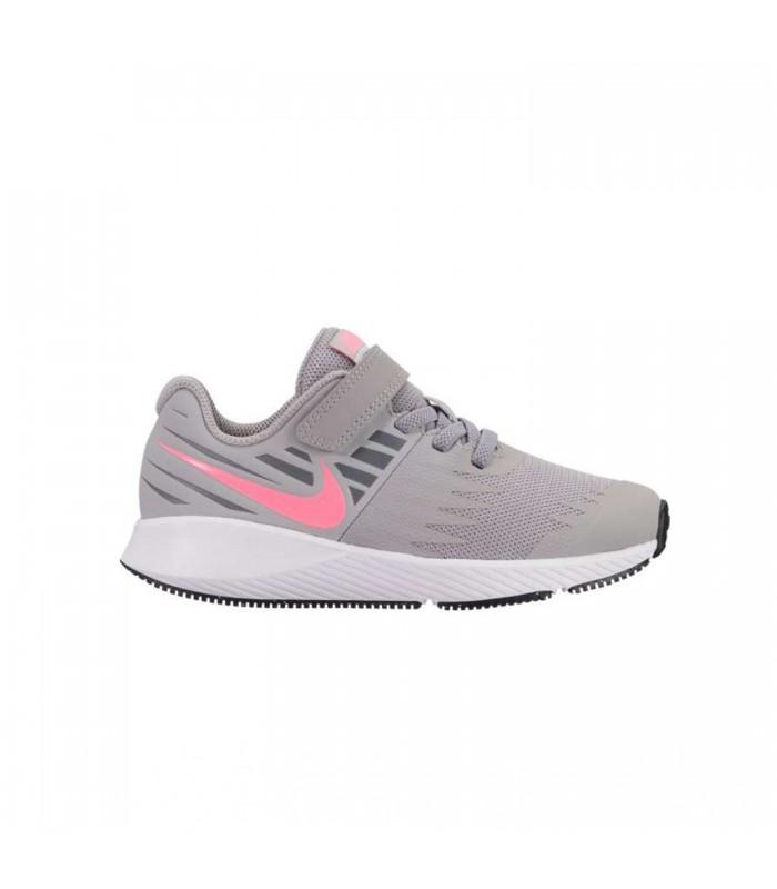 Nike Star Runner PSV 31.5 Gris/Ros UT2R12H