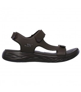 SANDALIAS SKECHERS ON THE GO 600 - VENTURE 55366-CHOC MARRON