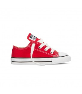 ZAPATILLAS CONVERSE CHUCK TAYLOR ALL STAR NIÑO ROJO