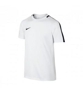 Camiseta Nike Dry Academy para niño en color negro. Camiseta deportiva para niño. Fútbol. Ref: 832969-100. Más colores