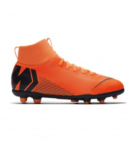 BOTAS DE FÚTBOL NIKE JUNIOR MERCURIAL SUPERFLY VI CLUB MG