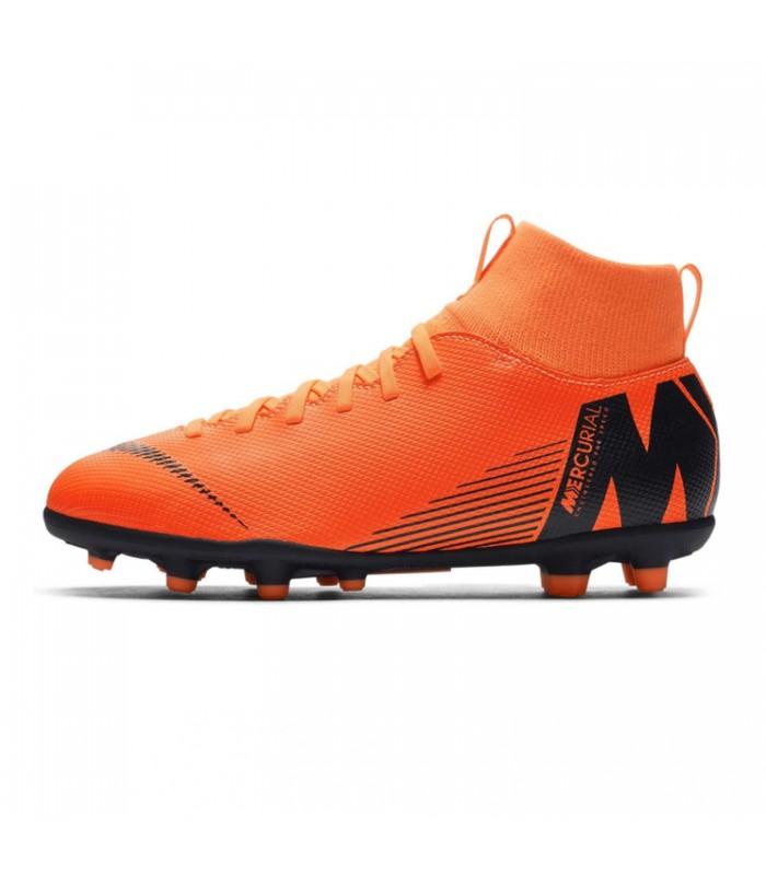 Nike Free Mercurial Superfly naranja