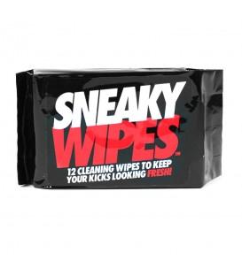 Toallitas Sneaky, toallitas de doble cara para limpiar todo tipo de calzado, desde zapatilllas de deporte hasta botas
