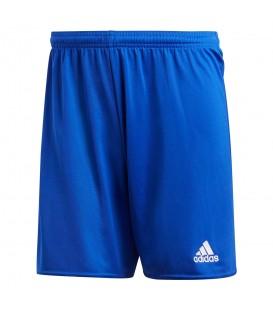 Pantalón corto adidas Parma 16 AJ5882 para niños en color azul royal, pantalón corto de fútbol para niños, disponible en más colores en chemasport.es