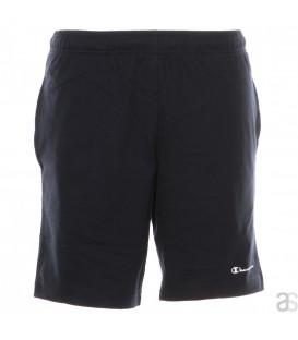 Pantalón corto de hombre de la marca Champion de color negro confeccionadas en algodón natural al mejor precio. Ref: 211484-BS501