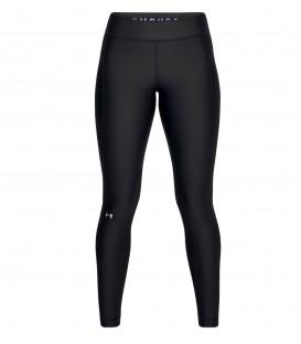 Mallas Under Armour Heat Gear para mujer de color negro para mujer perfectas para la práctica deportiva de alta intensidad. Ref: 1309631-001