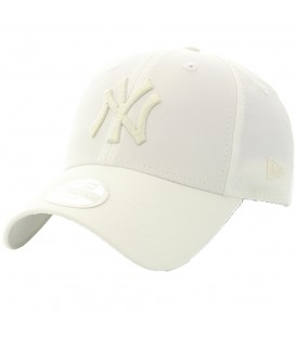 Gorra New Era 9Forty New York Yankees 80536711 para mujer en color blanco, en chemasport.es encontrarás las gorras de moda New Era, compra ya y recíbela en 24h!