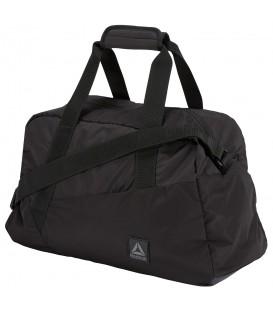Bolso Reebok Brip CE2724 en color negro, bolsa para el gimnasio con diferentes compartimentos para una mejor organización, fabricada con materiales resistentes.