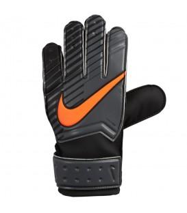 Guantes Nike Goalkeeper JR GS0343-089 para niño en color negro y gris, guantes de portero Nike, Joma, adidas,Uhlsport y más, encuentralos en chemasport.es