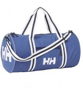 Bolsa Helly Hansen Travel 67177_689 en color azul, bolso para el gimnasio o pequeñas escapadas a la playa o a la montaña, disponible en otros colores.