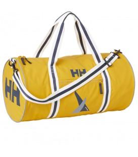 Bolsa Helly Hansen Travel 67177_344 en color amarillo, bolso para el bimnasio o para pequeñas escapadas a la playa