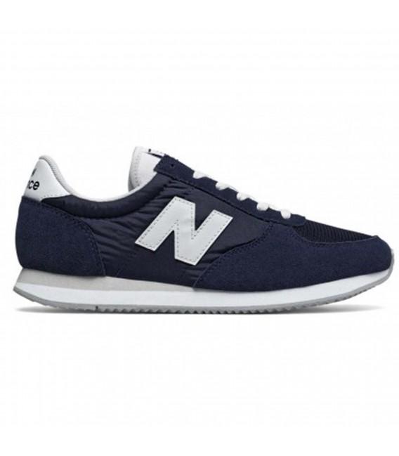 zapatillas new balance en azul marino
