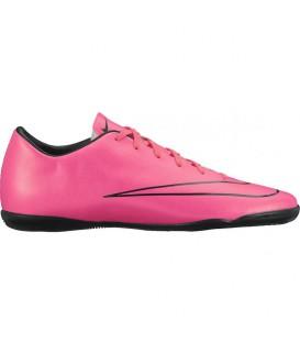 Zapatillas de fútbol sala nike mercurial victory color rosa para hombre