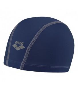 Gorro Arena Unix 91278-016 en color azul marino, gorros de natación de ajuste ceñido y fácil de poner, encuentra tu color en chemasport.es al mejor precio.