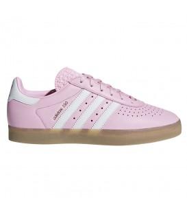 Zapatillas de moda para mujer adidas 350W CQ2345 de color rosa baratas en tu tienda de sneakers en Pontevedra Chema Sneakers.