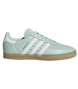 Zapatillas para mujer adidas 350W CQ2346 de color verde agua con cierre de cordones. Otros modelos de adidas al mejor precio en chemasport.es