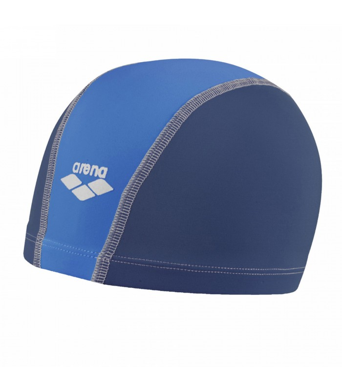 Gorro de piscina arena unix para ni os en color azul marino - Gorros de piscina ...