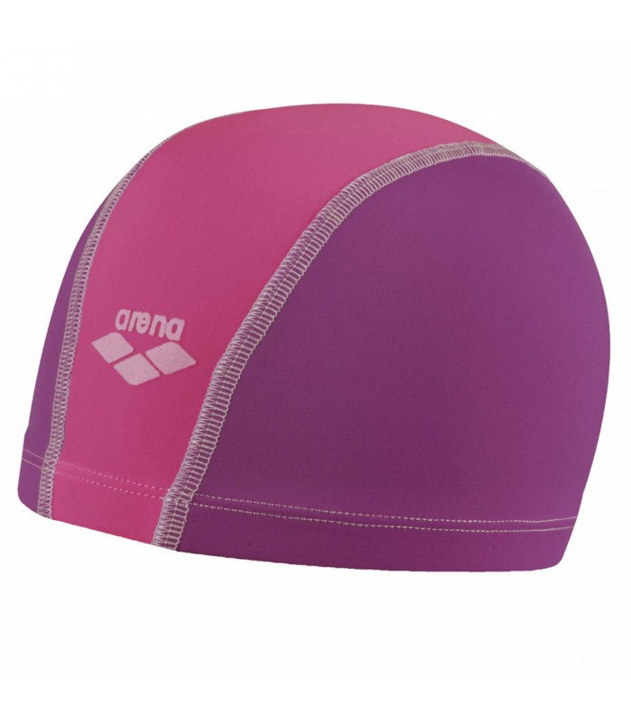 Gorro de piscina arena unix para ni os en color morado y rosa - Gorros de piscina ...