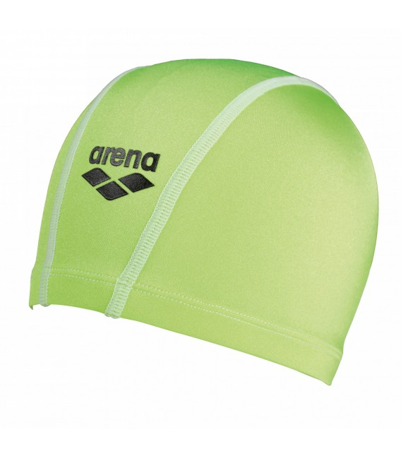 Gorro de piscina arena unix para ni os en color verde for Gorro piscina