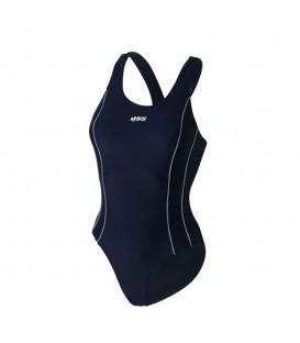 Bañador Dss Sw Woman Basic 3117019-480 para mujer en color azul marino, en chemasport.es encontrarás más bañadores de las mejores marcas a los mejores precios.