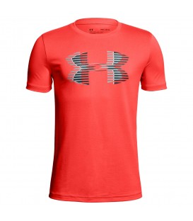 CAMISETA UNDER ARMOUR TECH BIG LOGO SOLID