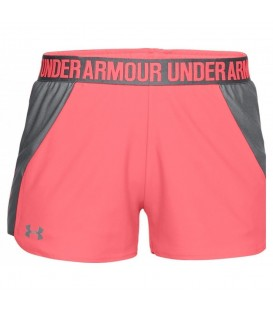 PANTALON UNDER ARMOUR PLAY UP SHORT 2.0 ROSA 1292231