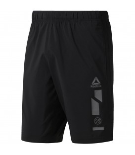 PANTALON REEBOK WORKOUT WOVEN SHORT GRAPHIC