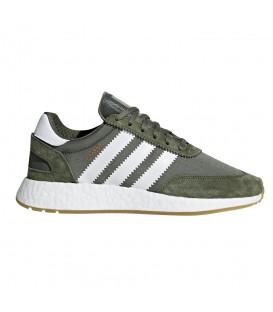 Zapatillas para hombre y mujer adidas I-5923 CQ2492 de color verde al mejor precio en tu tienda de sneakers en Pontevedra chemasport.es