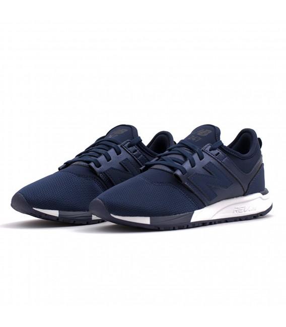 zapatillas new balance azul