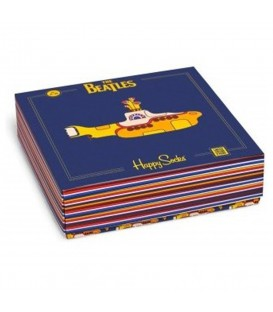 CALCETINES HAPPY SOCKS THE BEATLES SOCKS BOX SET