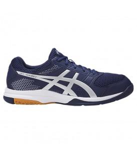 Zapatillas de volleyball Asics Gel-Rocket 8 para hombre de colo azul marino al mejor precio en tu tienda de deportes online chemasport.es