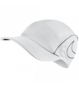 ¿Necesitas una gorra de running? Compra la Gorra Nike Aerobill 848377-100 en color blanco en chemasport.es, entra y encuentra todo lo que necesitas.
