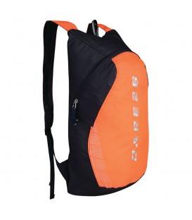 Mochila Regatta Silicone II DUE052_ 9KJ en color negro y naranja, mochila resistente y que repele el agua, más mochilas ligeras en chemasport.es al mejor precio